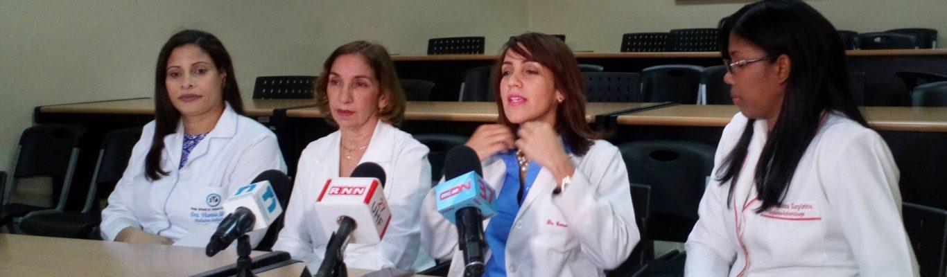 Nuestro equipo en la Sociedad Dominicana de Infectología