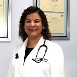 Dra. Clevy Perez Sanchez