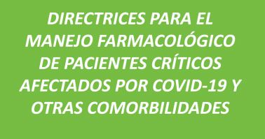 Directrices covid-19