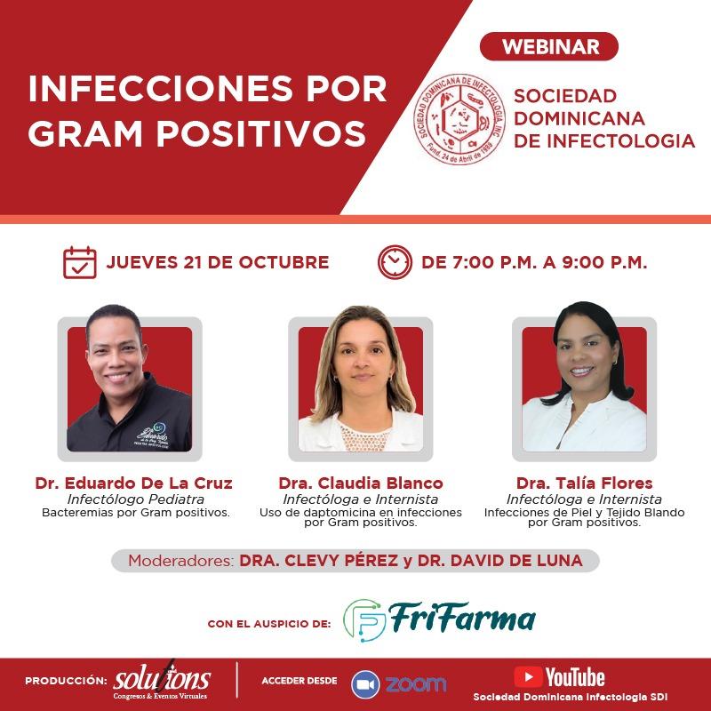 Infecciones por Gram Positivos